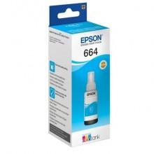Cartuccia inkjet T6642 Epson ciano  C13T664240