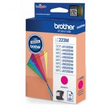 Cartuccia inkjet LC-223 Brother magenta  LC-223M