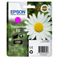 Cartuccia inkjet Margherite 18 Epson magenta C13T18034012