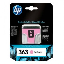 Cartuccia inkjet 363 HP magenta chiaro  C8775EE