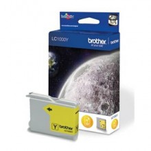 Cartuccia inkjet 1000 Brother giallo  LC-1000Y