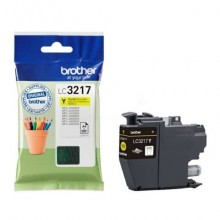 Cartuccia inkjet Brother giallo  LC-3217Y