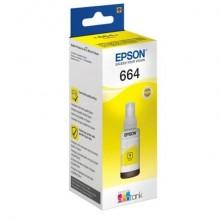 Cartuccia inkjet T6644 Epson giallo  C13T664440