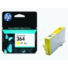 Cartuccia inkjet 364 HP giallo  CB320EE