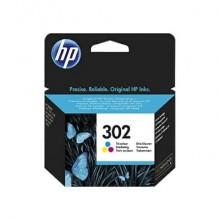 Cartuccia inkjet 302 HP 3 colori  F6U65AE