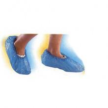 Copriscarpe Icoguanti con elastico caviglia blu misura unica conf. da 100 - SOVPE