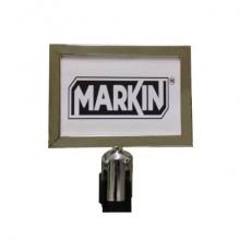 Porta cartello MARKIN orizzontale A4  Y612M200