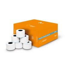 Rotoli bilancia Rotolificio Pugliese carta termica adesiva 57 mm x 38 m foro 25 mm  conf. da 4 - A573825