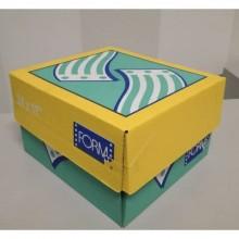 """Moduli continui """"CARTA BIANCA"""" Form 60 g/m² piste fisse senza stampa scatola da 2000 moduli - 11040018"""
