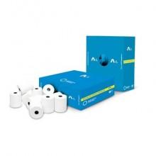 Rotoli registratore di cassa Rotolificio Pugliese Exclusive 49 mm x 30 m foro 12 mm  conf. da 10 - 4930TQ
