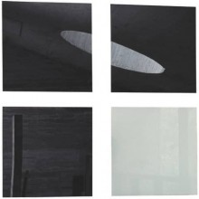 Lavagna magnetica in vetro Artverum SIGEL bianco RGL111