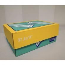 Moduli continui lettura facilitata Form 60 g/m² piste fisse bianco/ grigio scatola da 2000 moduli - 13143018