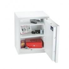 Cassaforte Phoenix bianco - Ral 9003 con serratura elettronica. 24 lt. SS1182 E