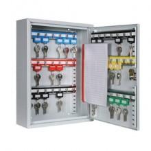 Cassetta porta chiavi Format grigio chiaro con 42 ganci S 42