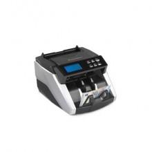 Conta-verifica banconote HolenBecky HT 6600 nero/silver controlli MG, MT, UV, MULTI IR, DD - 3318