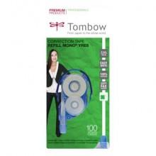Ricarica correttore a nastro Tombow Mono 6 mm x 16 m TOCT-YRE6