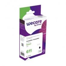 Cartuccia inkjet WECARE compatibile con Epson C13T06114010 - nero K12202W4