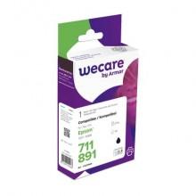 Cartuccia inkjet WECARE compatibile con Epson C13T07114012 - nero K12314W4