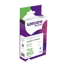 Cartuccia inkjet WECARE compatibile con Epson C13T07124012 - ciano K12315W4