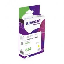 Cartuccia inkjet WECARE compatibile con Epson C13T06144010 - giallo K12205W4