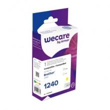 Cartuccia inkjet WECARE compatibile con Brother LC-1240Y - giallo K20336W4