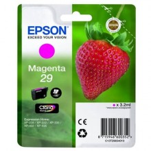 Cartuccia inkjet Fragola T29 Epson magenta C13T29834012
