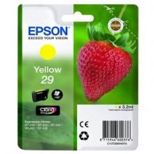 Cartuccia inkjet Fragola T29 Epson giallo C13T29844012