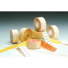Etichette removibili per prezzatrici Avery Dennison 16x26 mm 2 linea giallo Conf. da 10000 - FSR-10YR1626
