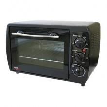Forno elettrico Melchioni Family nero ventilato potenza 1400W 22 L 118380022