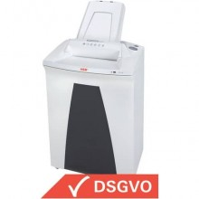 Distruggidocumenti per alti volumi HSM SECURIO AF500 frammenti 4,5x30 mm bianco - 2103111