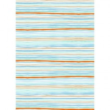 Carta da regalo Kartos Everyday Contemporary 70x100 cm mod. Stripes Conf. 10 fogli - 18872400B10