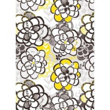 Carta da regalo Kartos Everyday Contemporary 70x100 cm mod. Flower Power Conf. 10 fogli - 18880800B10
