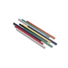 Dorsini tondi Methodo capacità 30 fogli dorso 6 mm nero conf. 80 pezzi - X800603