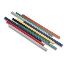 Dorsini tondi Methodo capacità 40 fogli dorso 8 mm blu conf. 60 pezzi - X800805