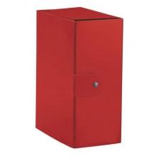 Cartelle portaprogetti Esselte C95 DELSO ORDER dorso 15 cm presspan lucido rosso 25x35 cm - 390395160