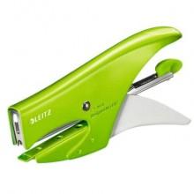Cucitrice fino a 15 fogli Leitz 5547 WOW verde lime metallizzato 55472054
