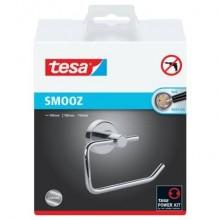 Portarotolo WC senza coperchio tesa Smooz rimovibile e riutilizzabile 40314-00000-00