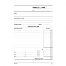 Blocco interventi a domicilio del cliente flex 21,5x14,8 - 50x2 copie autoricalcanti - 16577C000
