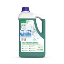 Additivo brillantante lavastoviglie Green Power Sanitec 5,5 kg 4019