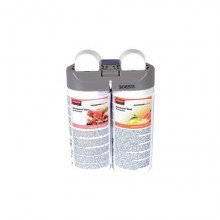 Ricarica profumatore Rubbermaid Microburst Duet Tender Fruits/Citrus 2x121 ml - conf. 2 pezzi - 1910756