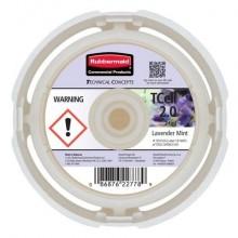Ricarica di fragranza Rubbermaid TCELL 2.0 Lavender mint 24 nl 1957526