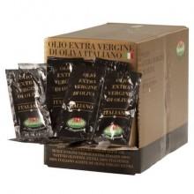 Olio extra vergine di oliva VIANDER n bustine monoporzione da 10ml conf. 100 pezzi - 09042