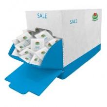 Sale ricristallizzato essiccato VIANDER essiccato in bustine monoporzione da 2 g conf. 500 pezzi - 20037