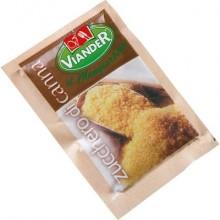 Zucchero di canna in bustine monoporzione Viander - marsupio da 5 g conf. 200 pezzi - 07034