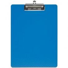 Portablocchi con clip MAULflexx blu polipropilene flessibile 31,5x22,5 cm 2361037