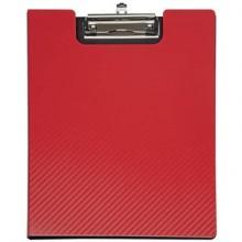 Cartella portablocco MAULflexx rosso poliprolilene flessibile 31x24 cm 2361125