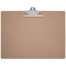 Portablocchi con clip MAULclassic A3 in legno di fibra 2392870