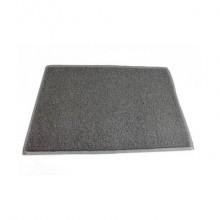 Zerbino antisporco Floortex Doortex TwisterMat 60x90 cm grigio tempesta FC46090TWISG