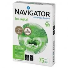 Carta per fotocopie A4 Navigator Ecological 75 g/m² Risma da 500 fogli NEC0750088 (Minipallet 35 Risme)