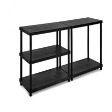 Scaffale a 5 ripiani TERRY Shelves 4080/5C nero 1002694